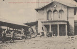 Union Depot Dayton, O. after Great Flood March 1913